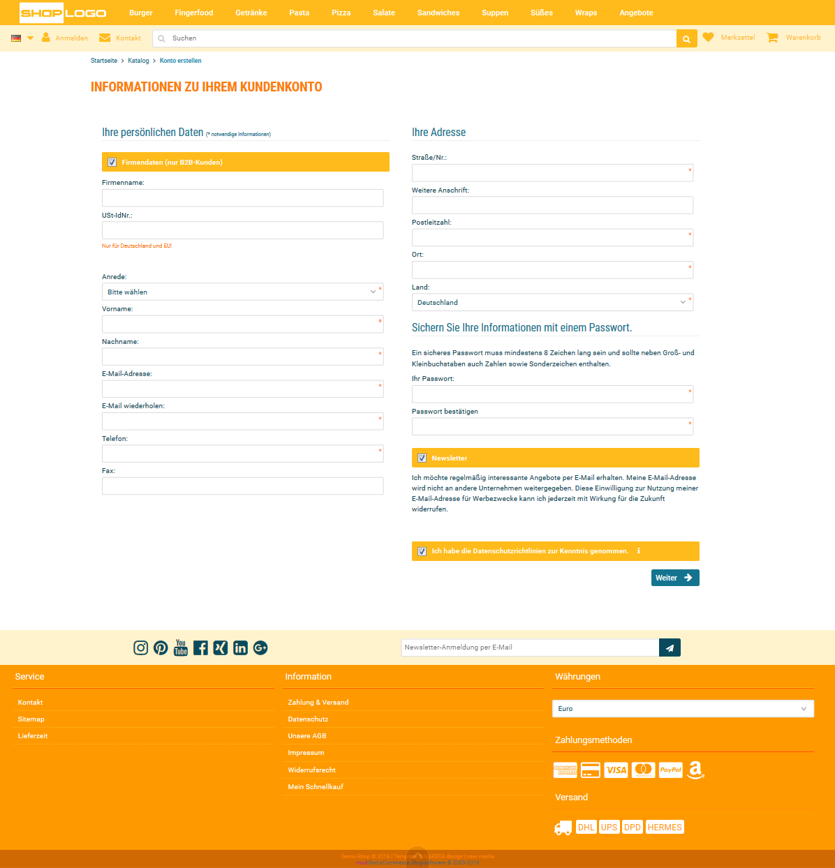 Responsives Template kgd_orange