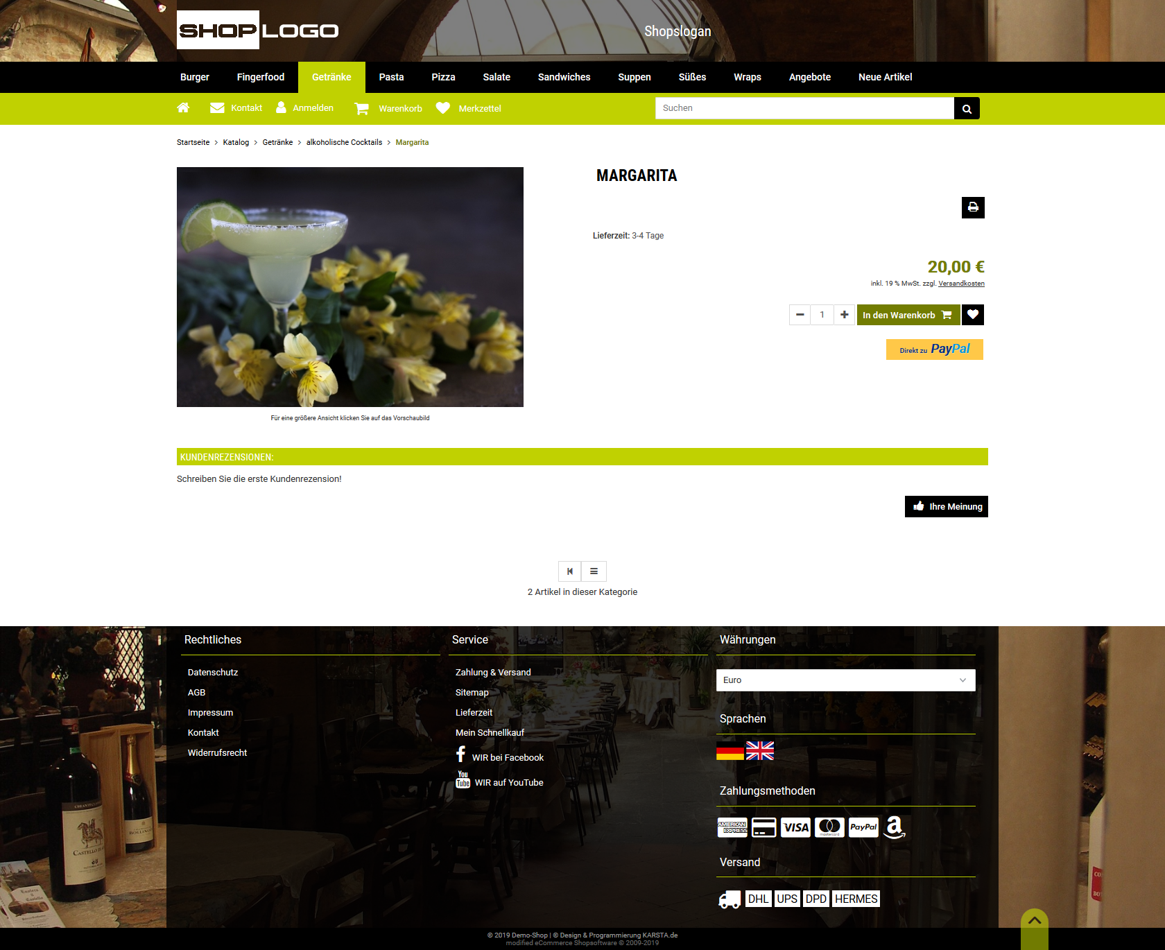 Responsives Template kgd_green