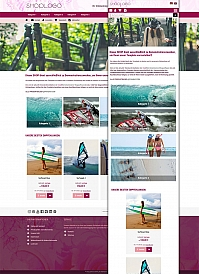 Responsives Template kgd_pink
